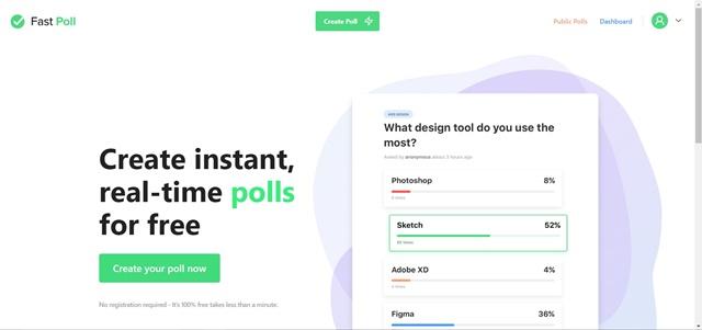 Fast Poll - Imagem 1 do software