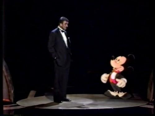 Mickey nos Oscars
