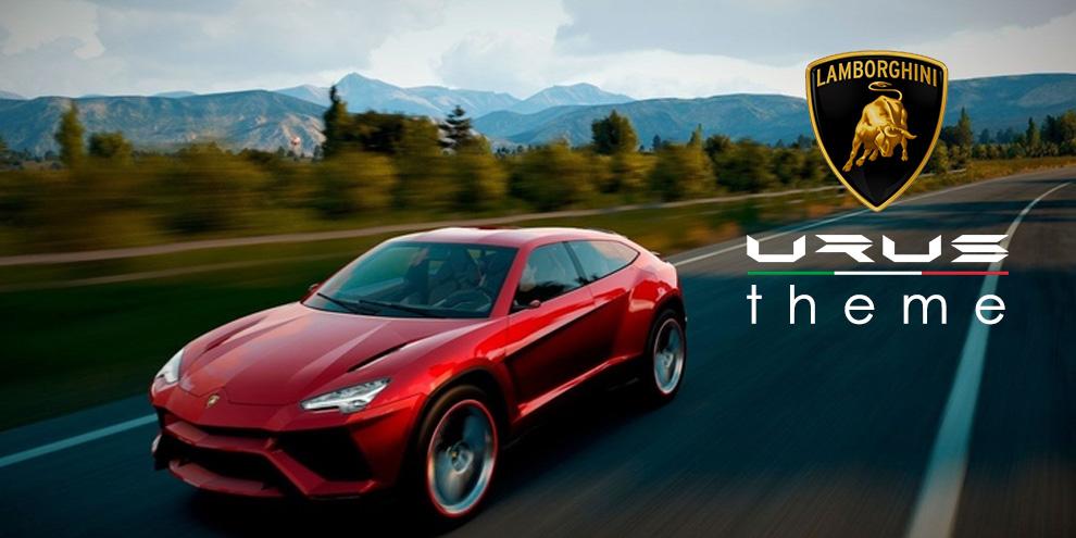 Lamborghini Urus Theme