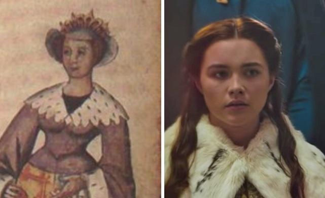 Rainha escocesa