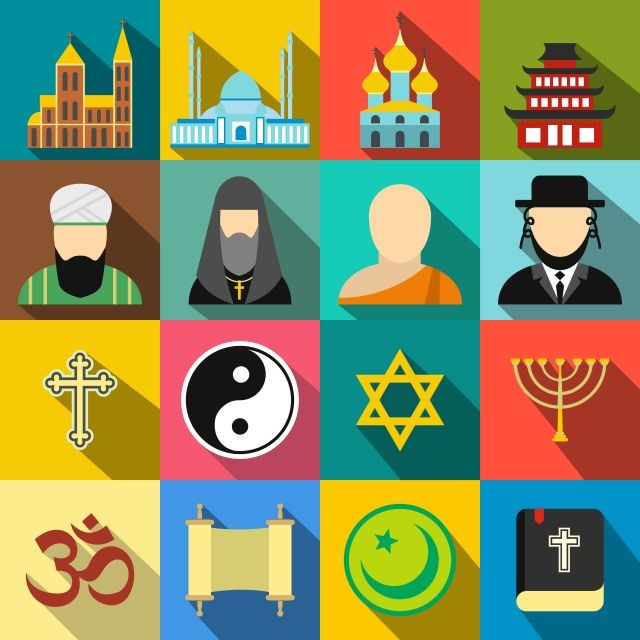 Representações de religiões