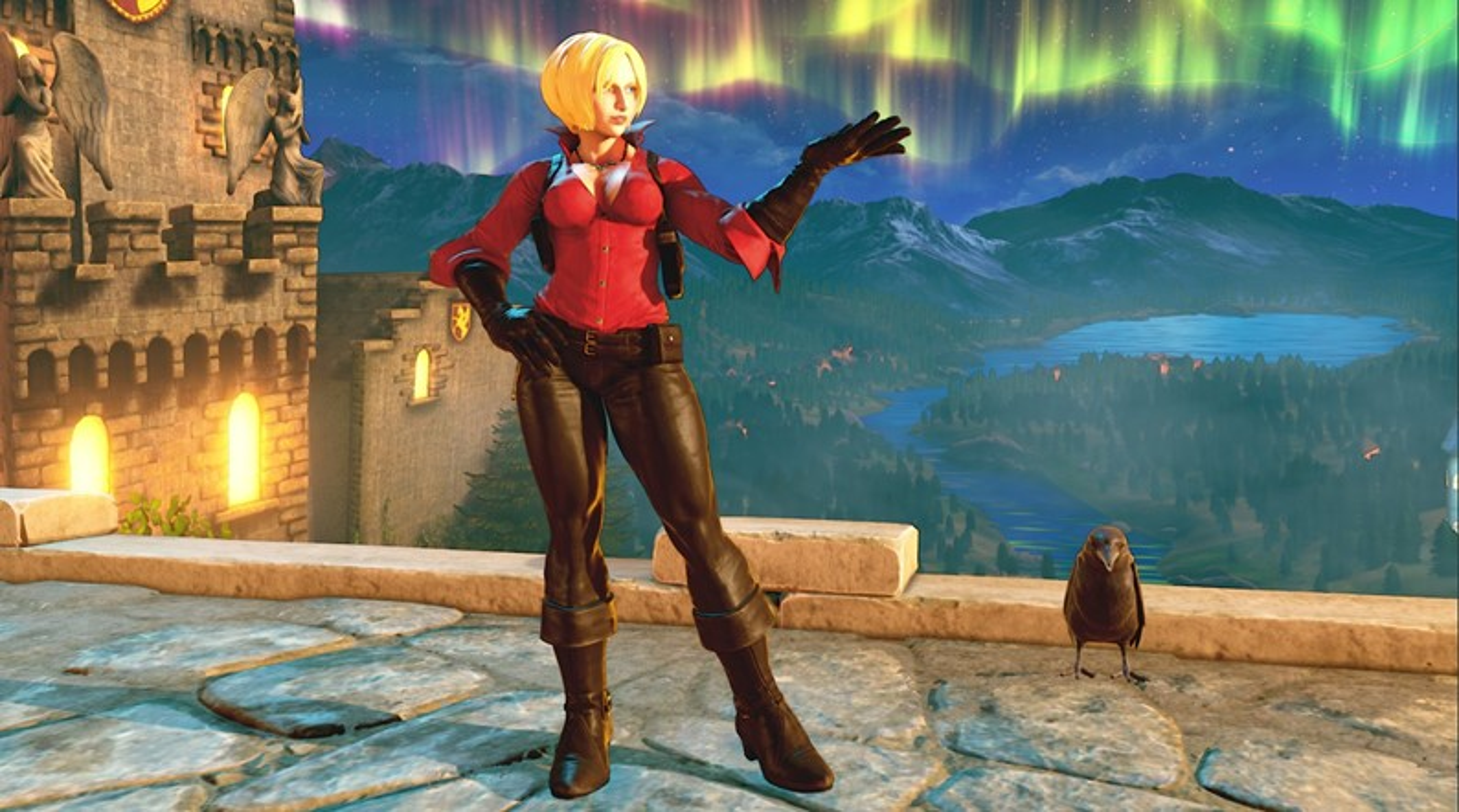 Street Fighter V ganhará skins de Resident Evil com Jill, Ada e Wesker