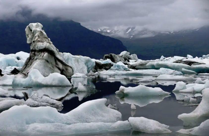lago Jökulsárlón