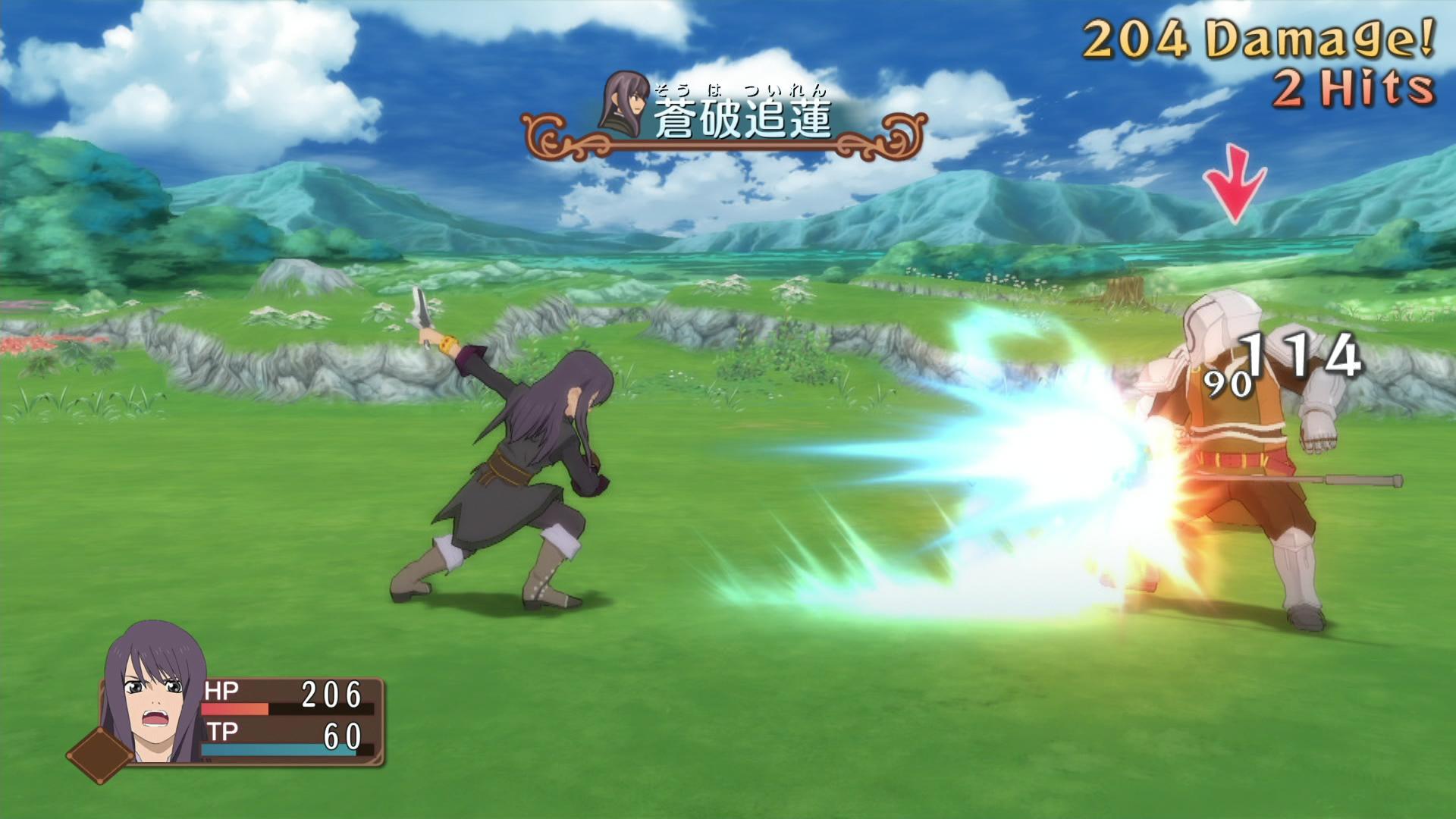 Tales of Vesperia: Definitive Edition ganha screenshots das batalhas