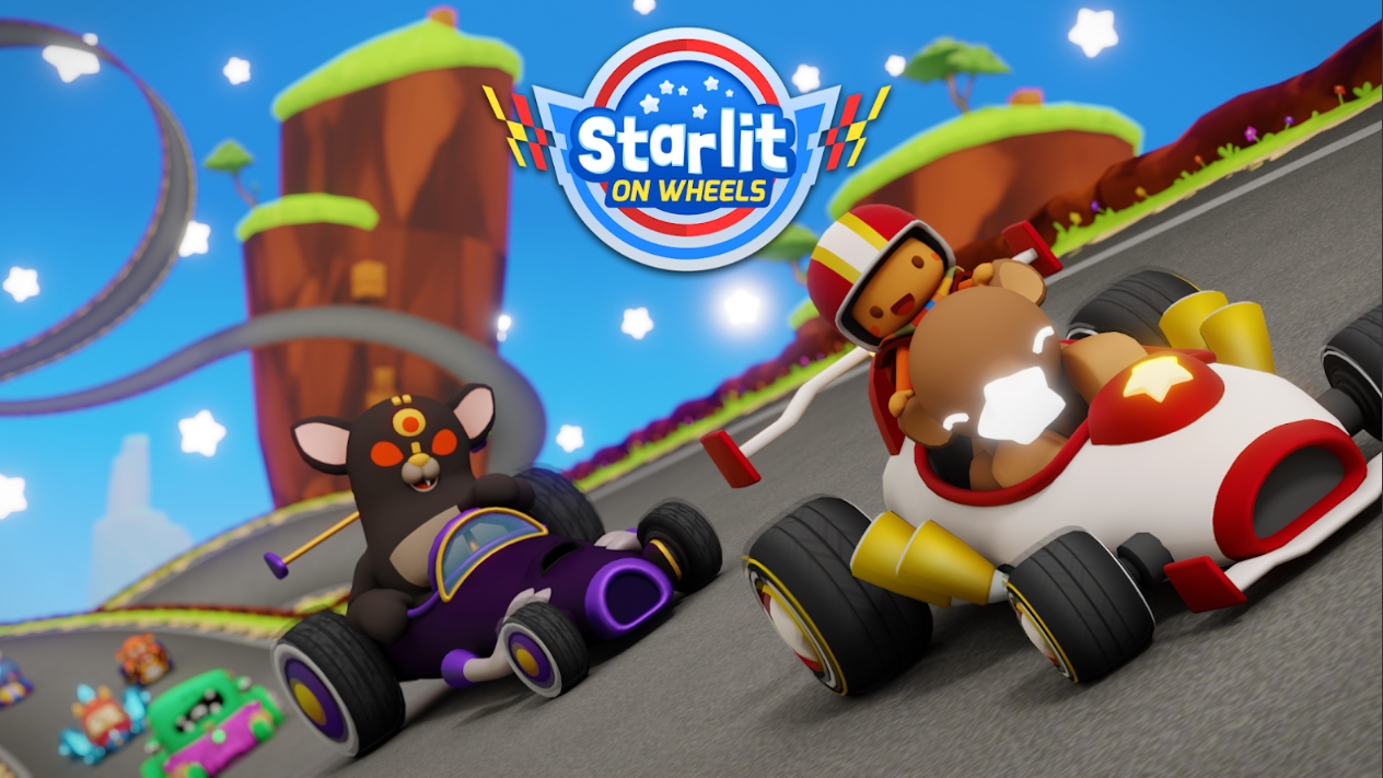 Starlit on Wheels - Imagem 1 do software