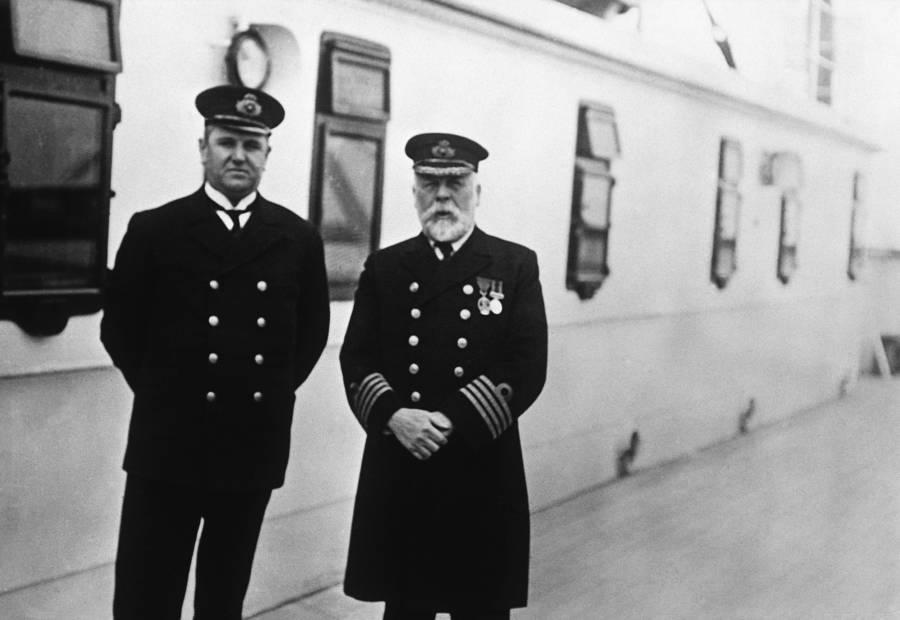 Capitão do Titanic