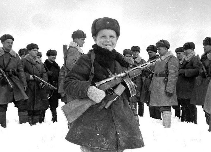 Soviéticos na Guerra