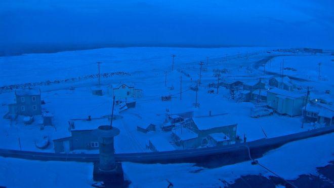 Utqiagvik no Alasca
