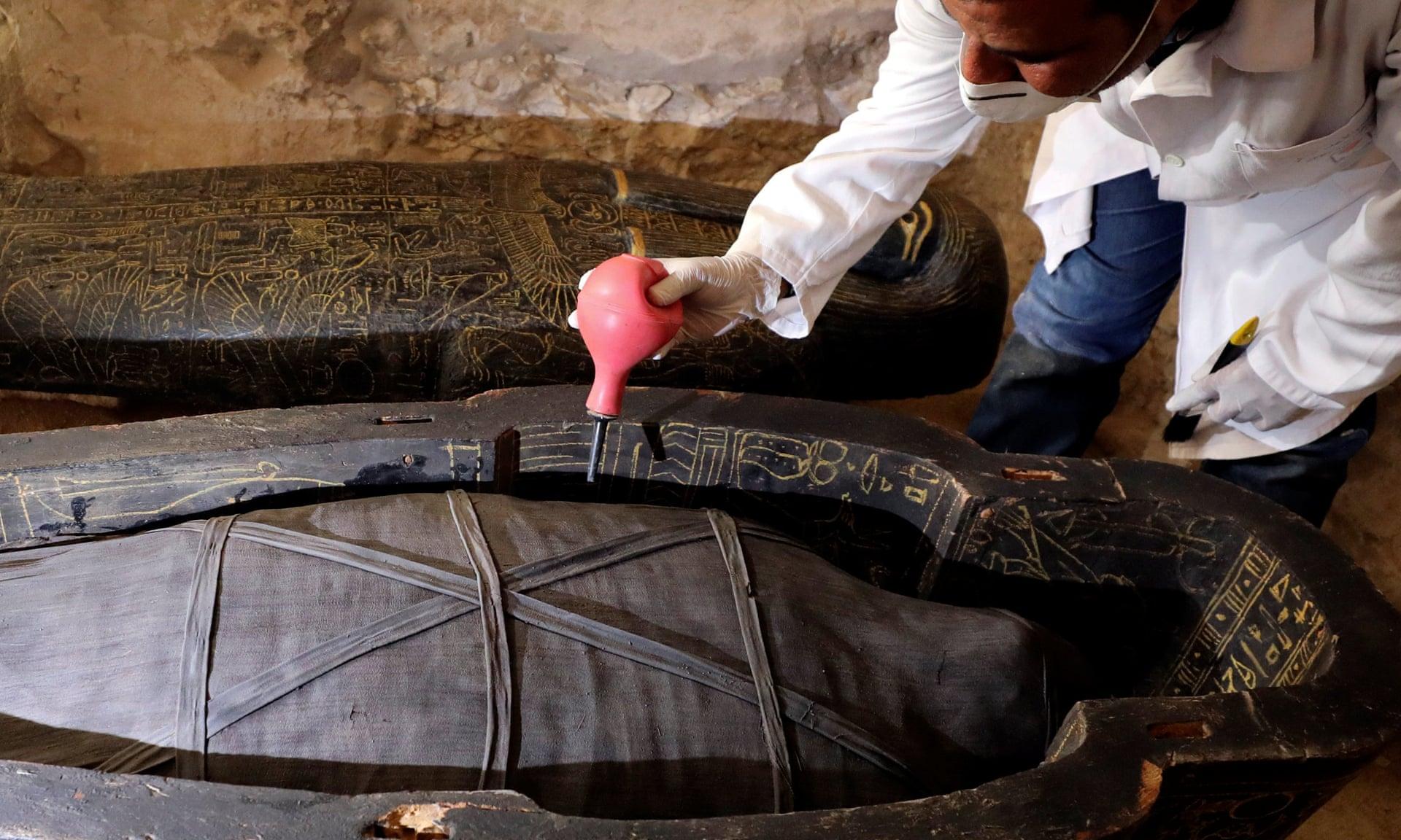 Múmia egpícia