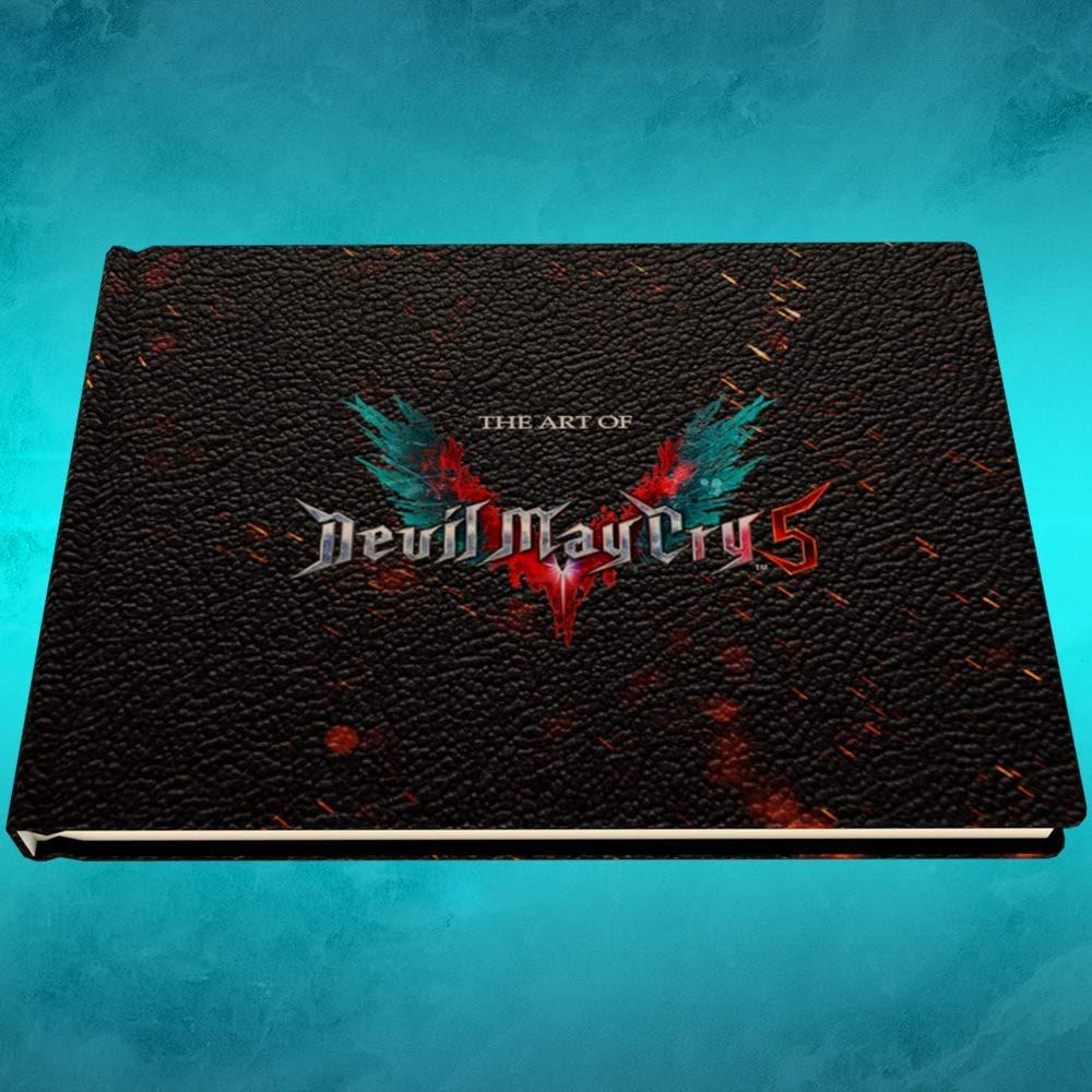 Versão de colecionador de Devil May Cry 5 vem com van incrível e extras
