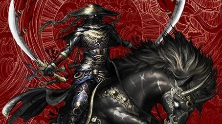 Armored Samurai Theme - Imagem 1 do software