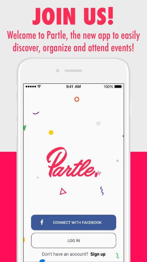 Partle - Imagem 1 do software