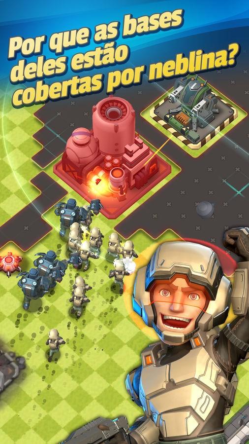 Mad Rocket: Fog of War - Imagem 1 do software
