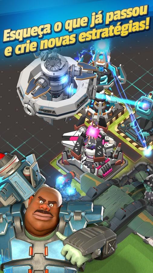 Mad Rocket: Fog of War - Imagem 2 do software