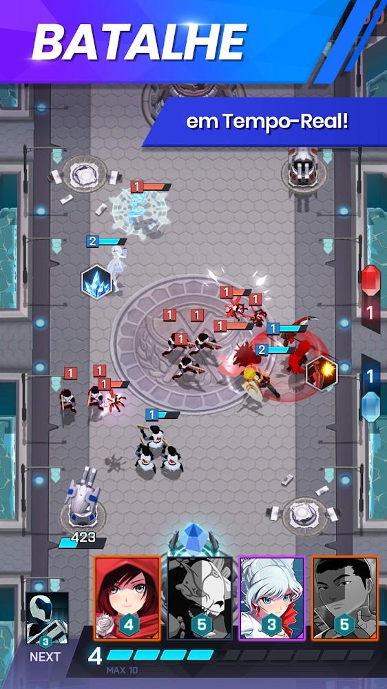 RWBY: Amity Arena - Imagem 2 do software