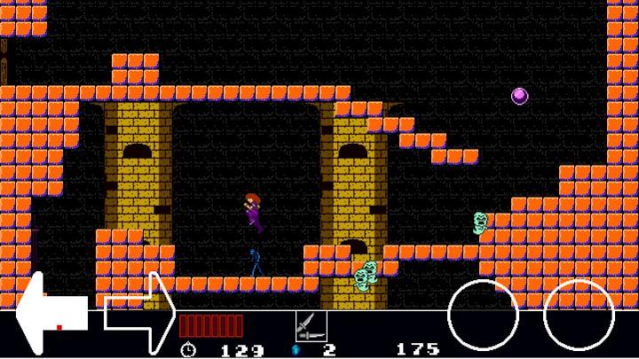 Demon Castle: Bloodstained Night - Imagem 1 do software