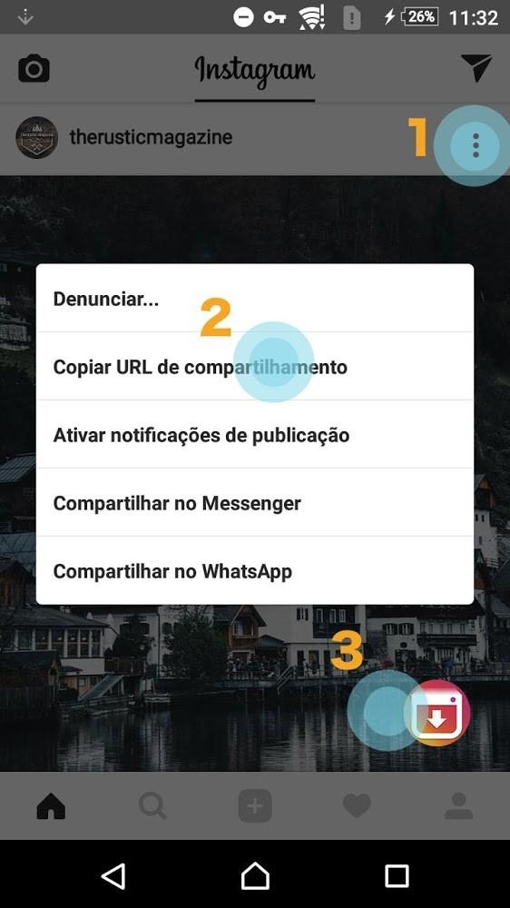Video Downloader for Instagram - Imagem 1 do software