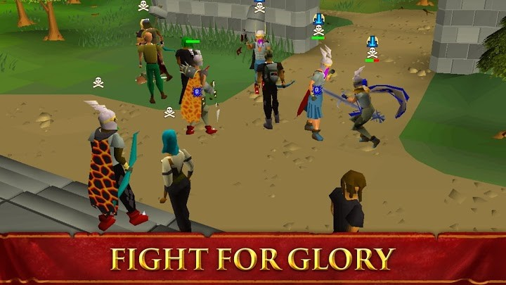 Old School RuneScape - Imagem 1 do software