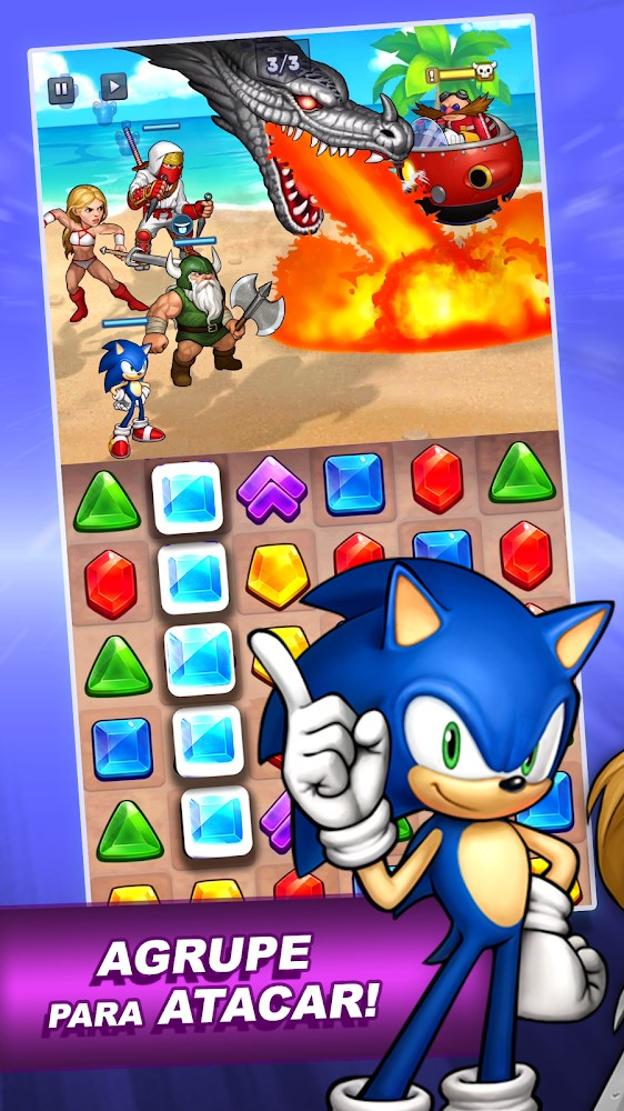 SEGA Heroes - Imagem 2 do software