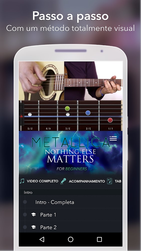 Coach Guitar - Imagem 2 do software