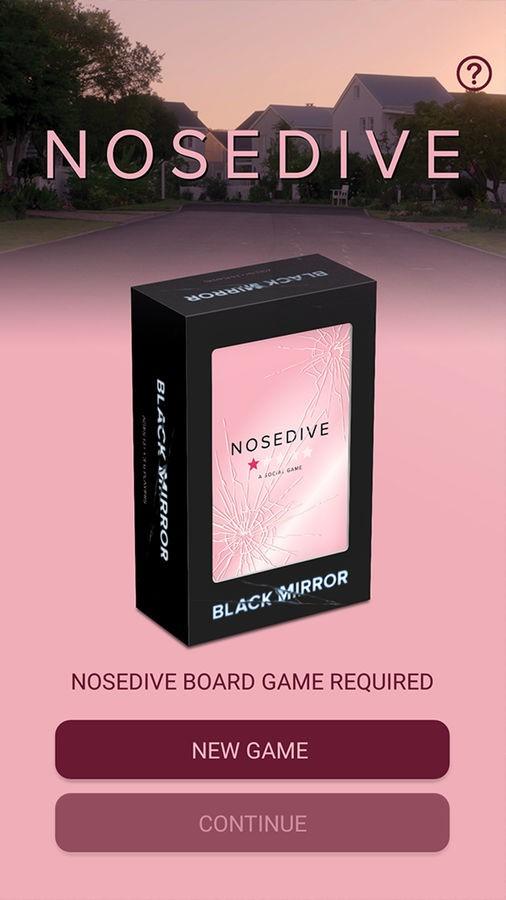 Black Mirror™ Nosedive - Imagem 1 do software