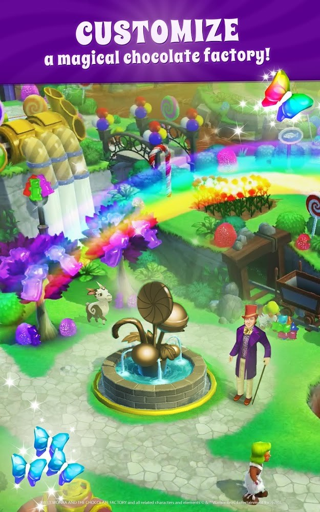 Wonka`s World of Candy - Imagem 1 do software
