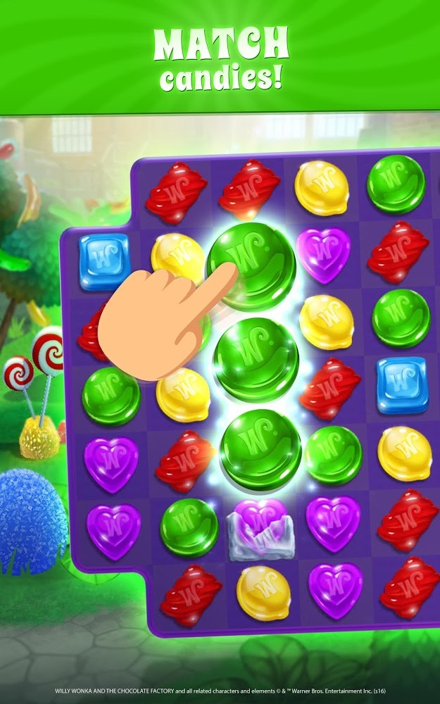 Wonka`s World of Candy - Imagem 2 do software