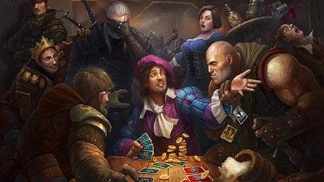 Gwent Witcher Theme - Imagem 1 do software