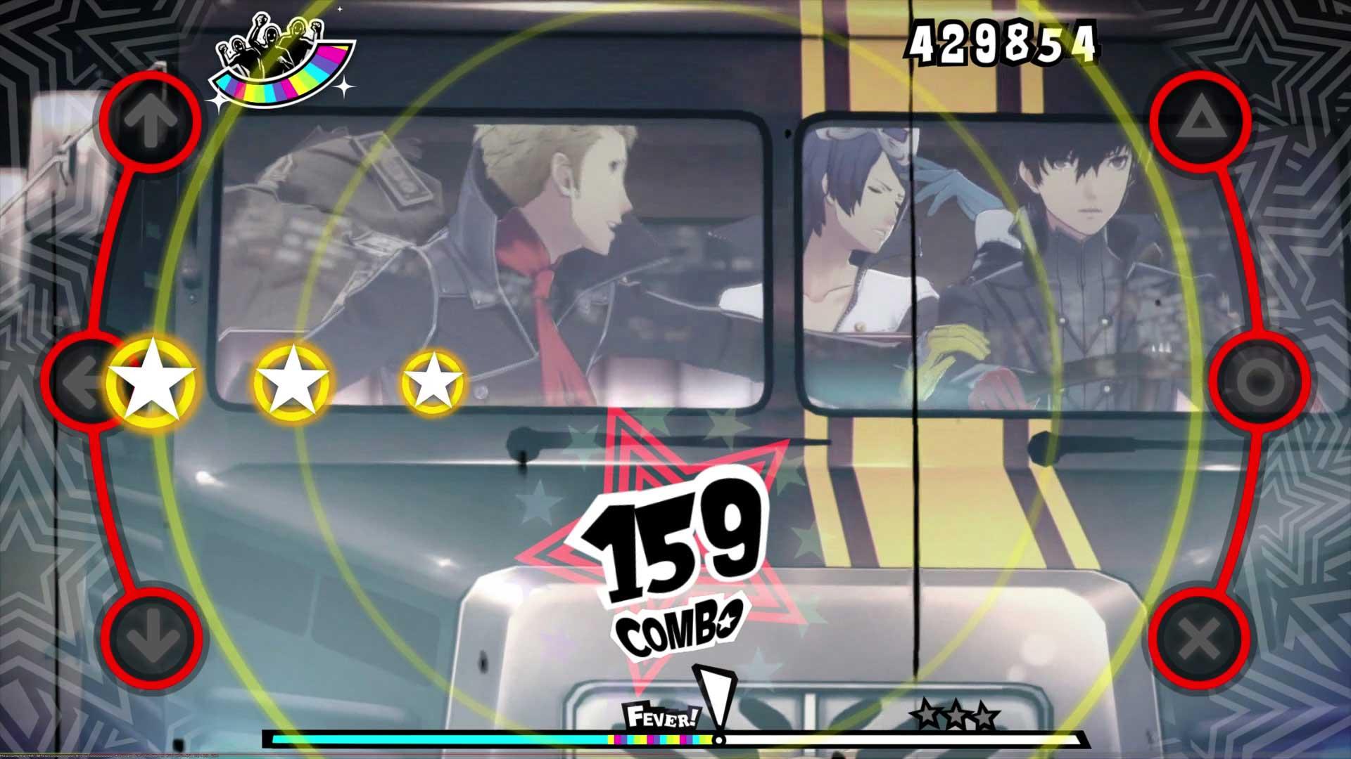 Persona Dancing é um pacote feito para agradar aos fãs hardcore da série