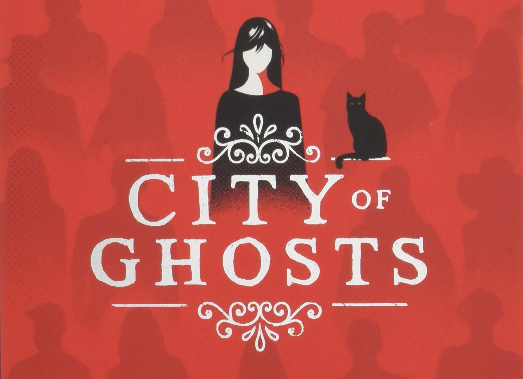 CW prepara adaptação do livro City of Ghosts, de Victoria Schwab