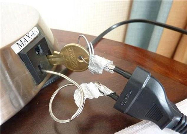 Gambiarra elétrica