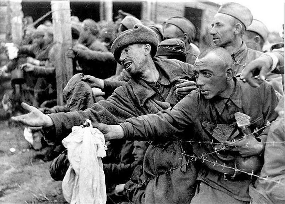 Prisioneiros de guerra
