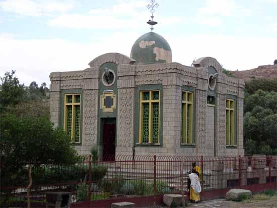 Igreja Santa Maria de Sião