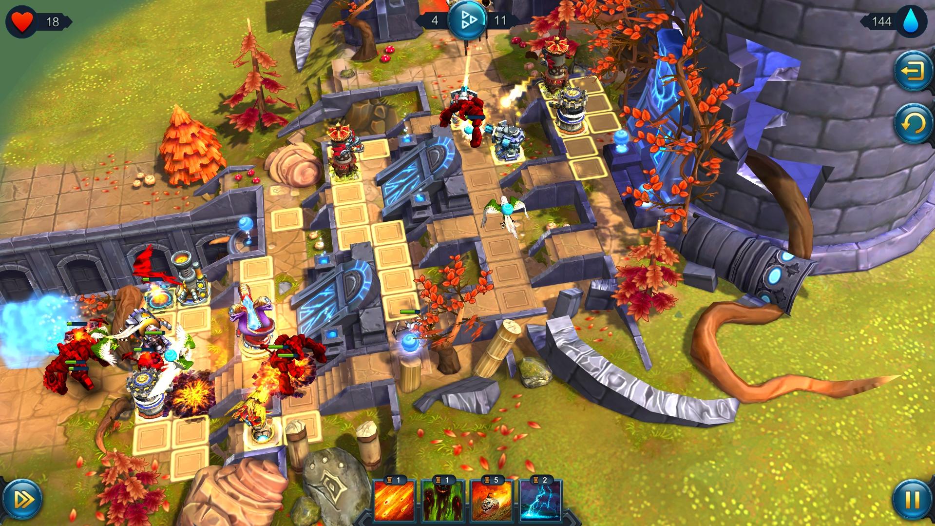 Prime World: Defenders 2 - Imagem 1 do software