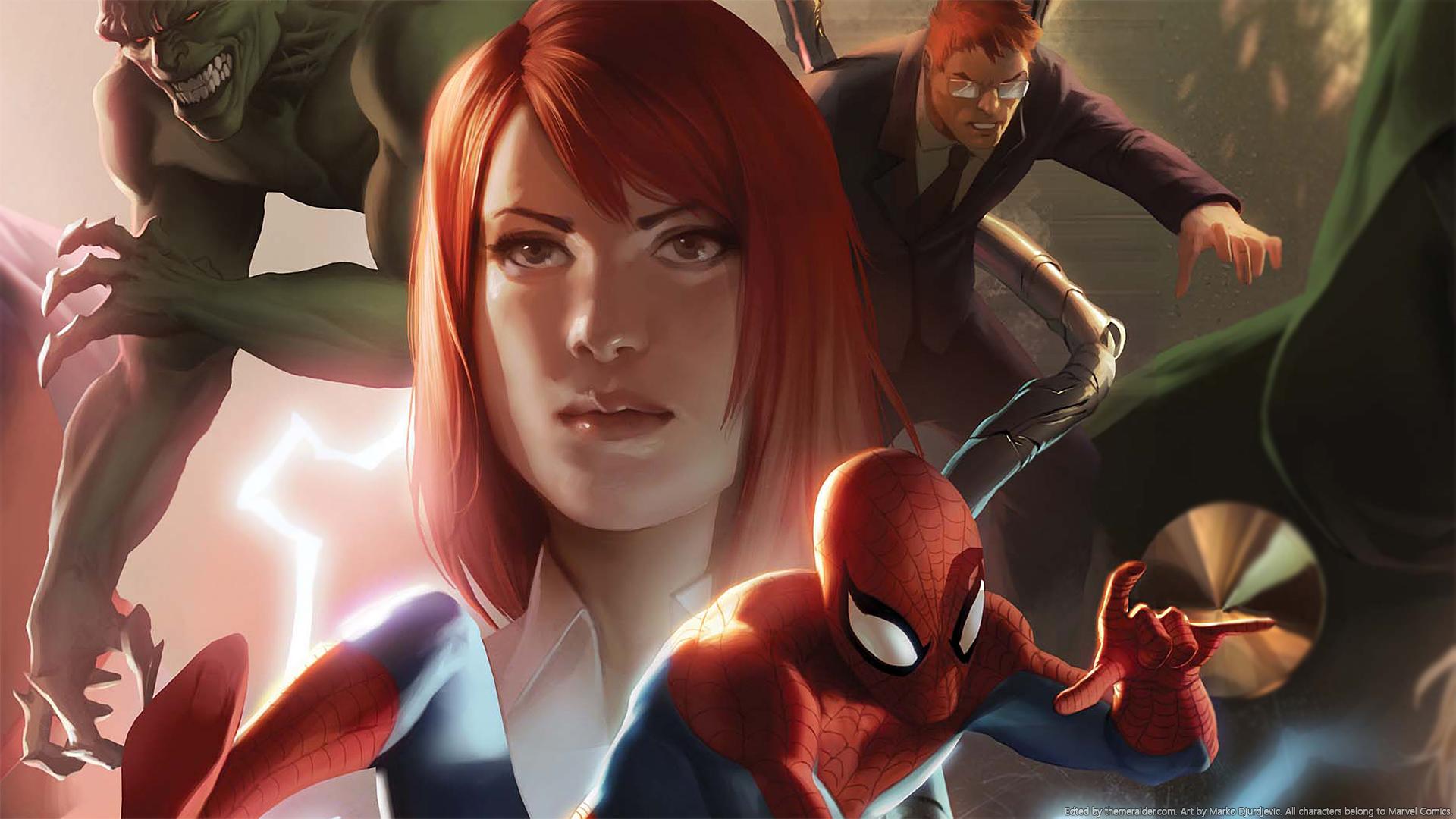 Marvel Comic Universe Theme - Imagem 1 do software