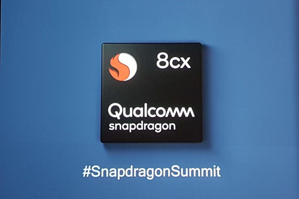 329d6208757 Snapdragon 8cx é o novo processador da Qualcomm feito para notebooks