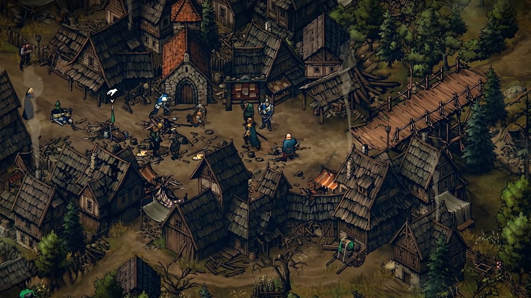 thronebreaker  witcher tales
