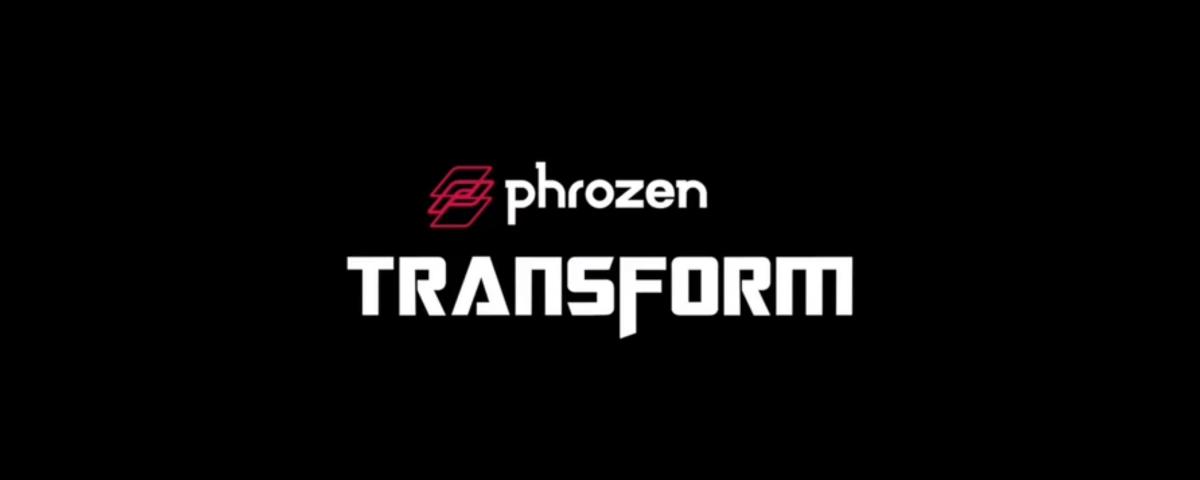 Imagem de: Phrozen anuncia a Transform, sua nova impressora 3D de LCD