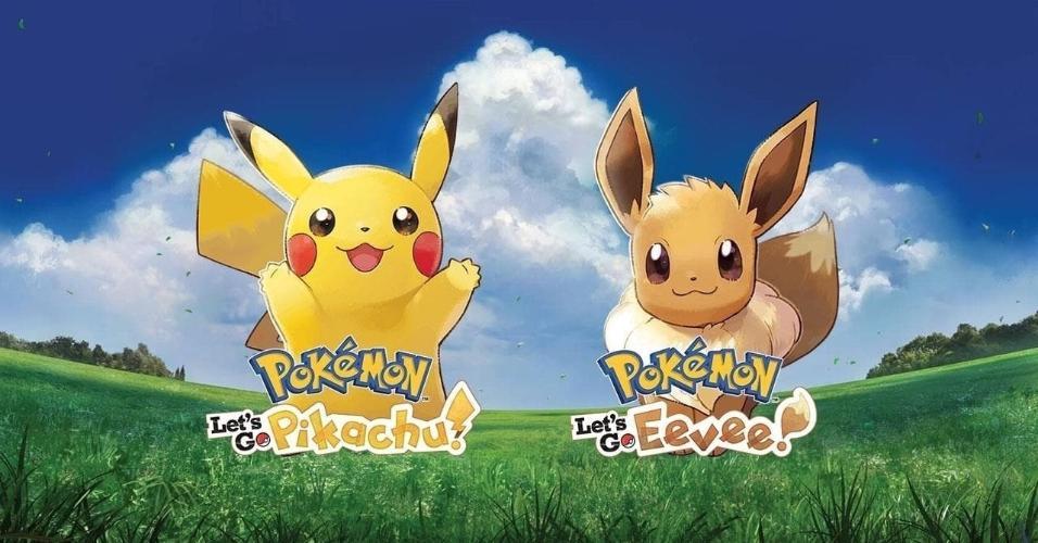 Pokémon Let's Go Pikachu & Let's Go Eevee