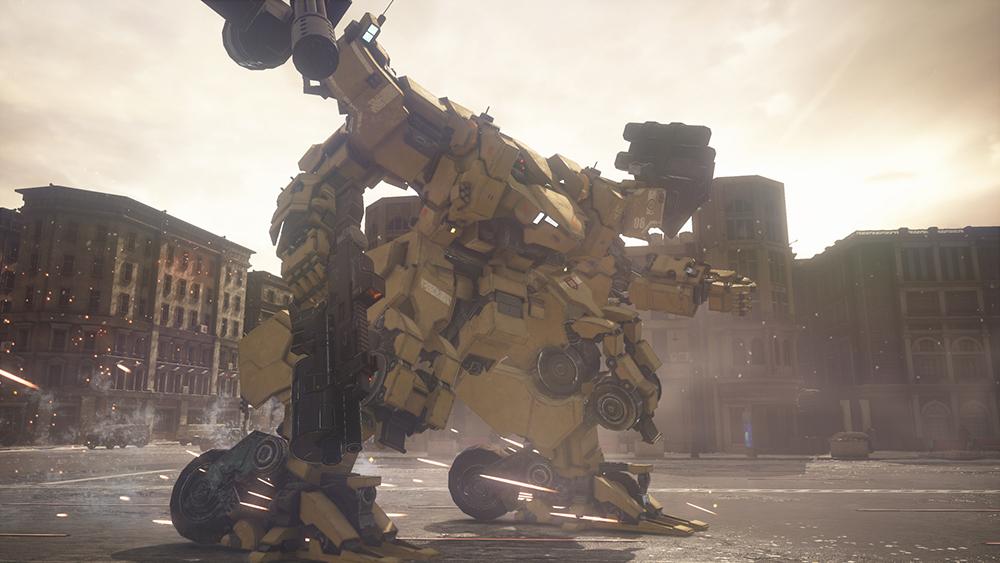 Mais detalhes de Left Alive em novas imagens e trailer divulgados