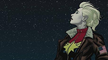 Carol Danvers Theme - Imagem 1 do software