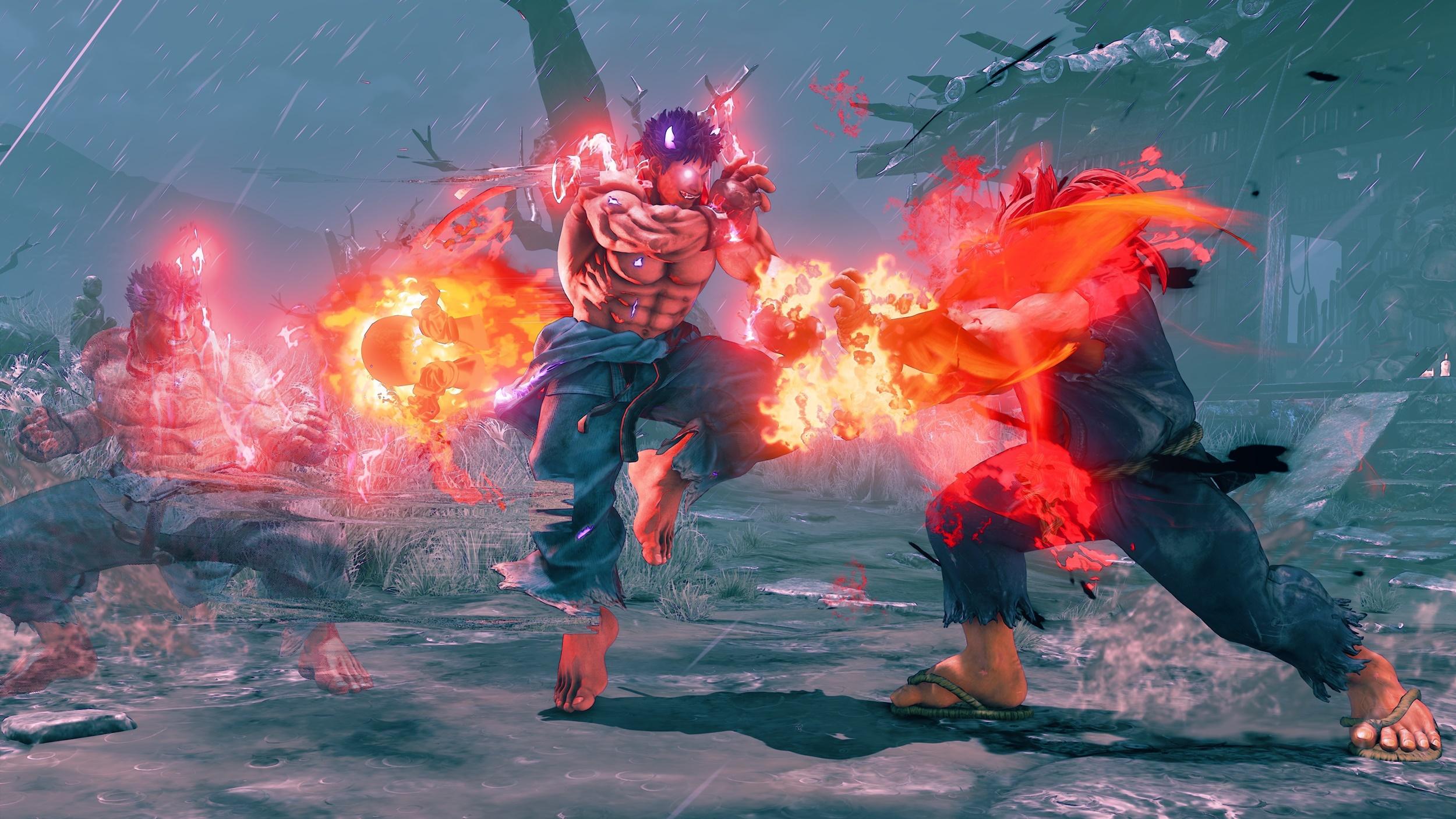 Street Fighter V ganha quarta temporada e o lutador Kage