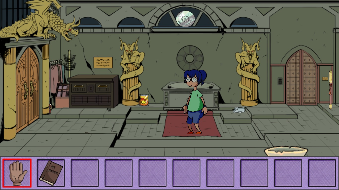 Zoe and the Polypantheon - Imagem 1 do software