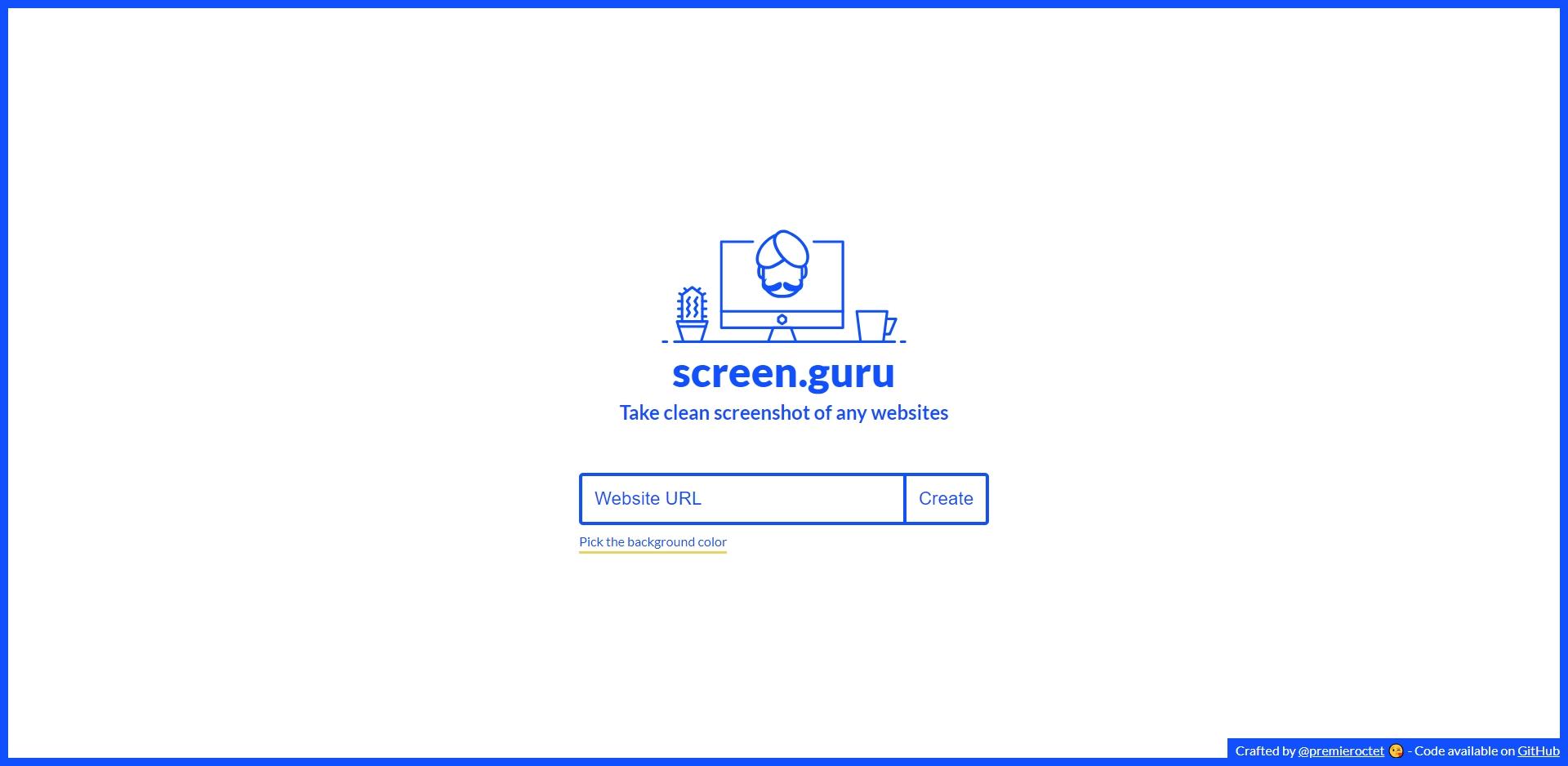 Screen Guru - Imagem 1 do software