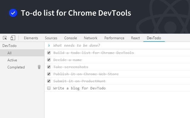 DevTodo - Imagem 1 do software