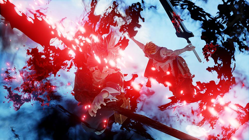 Novas imagens de Jump Force mostram Asta de Black Cover e mais