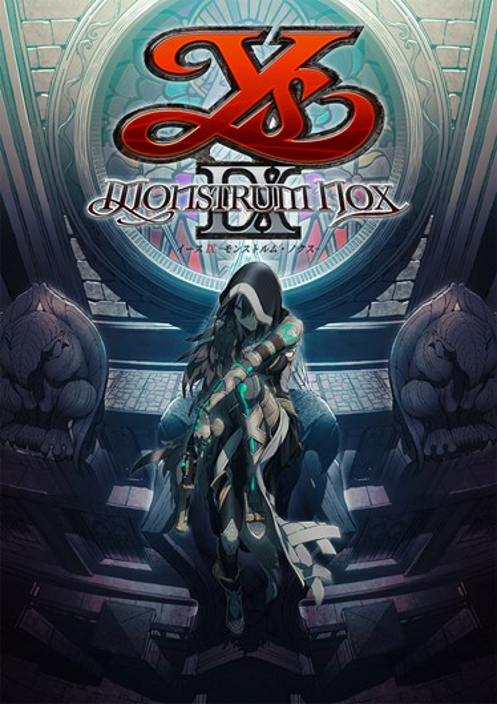 Ys IX: Monstrum Nox é anunciado como um novo jogo da série para PS4