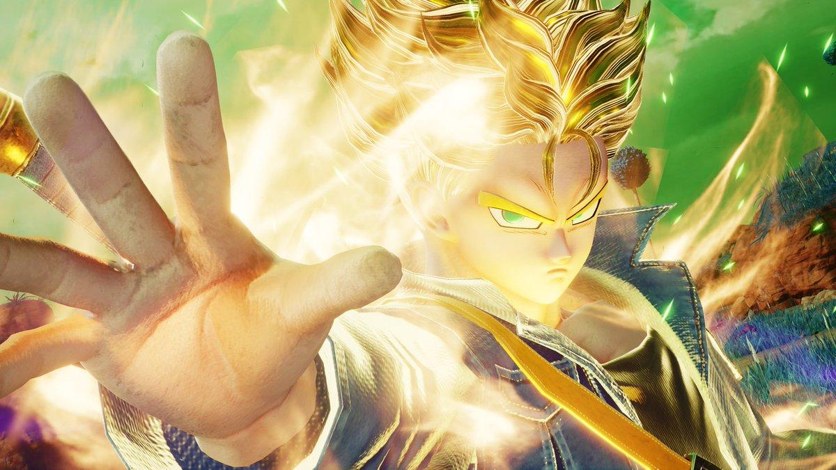 Jump Force: Trunks, Deku e mais são revelados junto com trailer de história