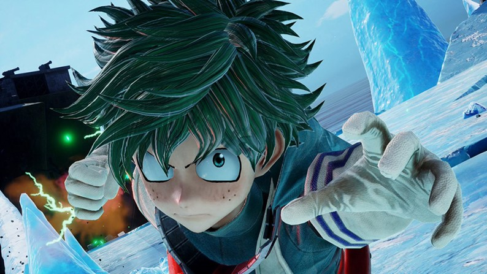 Izuku Midoriya de My Hero Academia estará em Jump Force