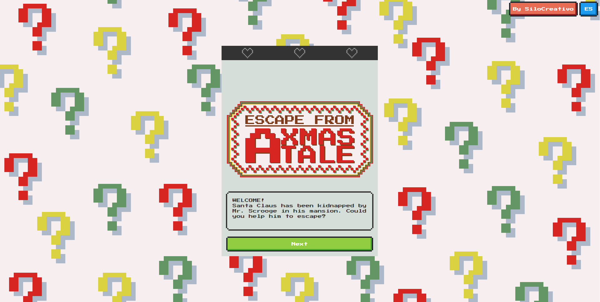 Escape From: A Christmas Tale - Imagem 1 do software
